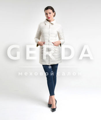 Куртка-пальто Модель 017