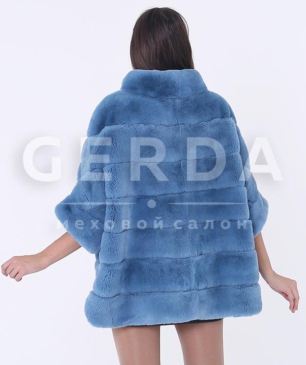 Меховой свитер