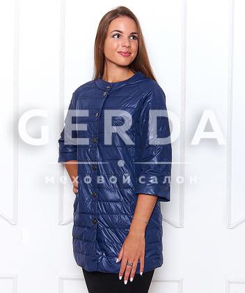 Удлиненная куртка-пальто Модель 012