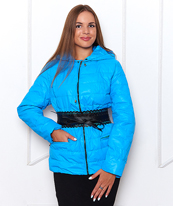 Куртка с капюшоном Модель 019