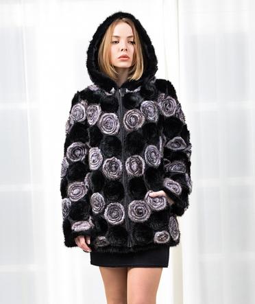 Куртка из норки большие размеры